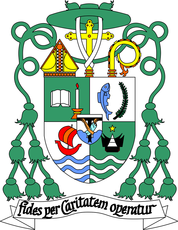 Logo Keuskupan Padang1