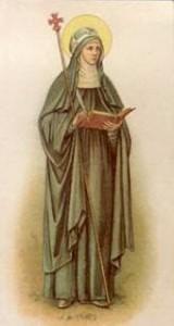 santa brigitta