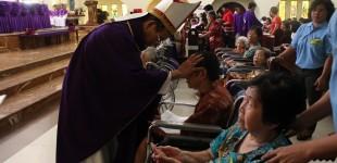 Sakit, Derita dan Kelemahan Bukanlah Kesia-siaan (Perayaan Hari Orang Sakit Se-Dunia ke-24, Keuskupan Padang)