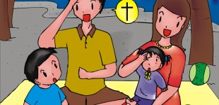 Keluarga Kristiani: KBG Yang Pertama ( Majalah Mekar, Edisi Februari 2016)